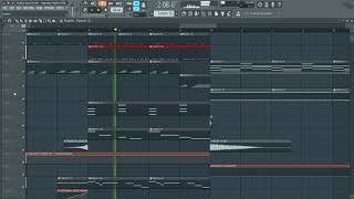 Khalid Kane Brown Saturday Nights Instrumental FLP.mp3