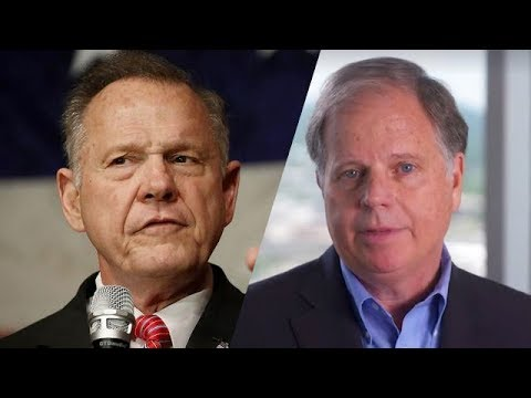 Alabama Senate Race: Will Greed And Power Win Over Morality?