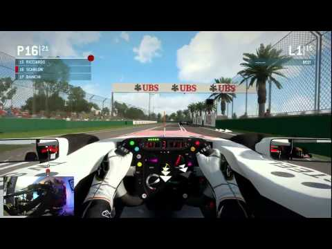 F1 2013: Giant Bomb Quick Look