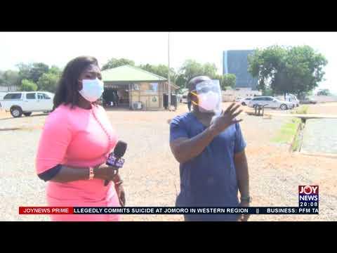 Patients reporting at G/A Regional Hospital exhibiting unusual symptoms -Joy News Prime (14-7-21)
