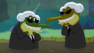 """Развивающий мультфильм для детей - Юху и его друзья –""""Карнавал на Грините"""""""