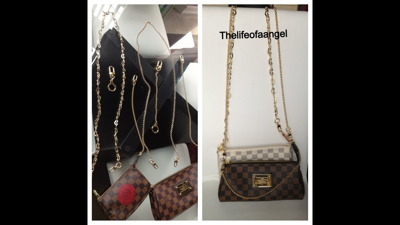 Louis Vuitton Laukku Keskustelu : Optional chains for your louis vuitton pochettes