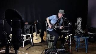 Cocaine - Live Guitar Looping Cover (J. J. Cale)