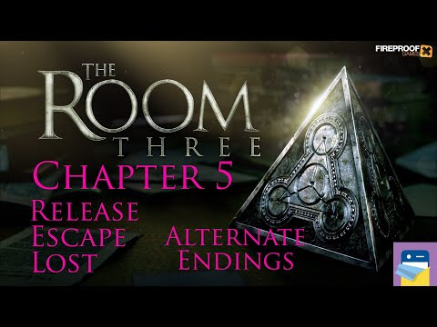The Room Three (3): Chapter 5 Release, Escape, Lost Alternate Endings COMPLETE Walkthrough Grey Holm