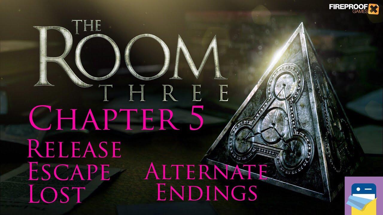 The Room 3 (Three): Release, Third Ending Walkthrough