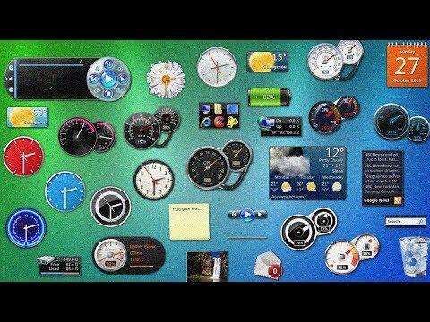 Get Gadgets on Windows 10