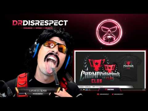 DrDisrespect's COMEBACK Stream! & His Incredible First Round Of PUBG /w Chat