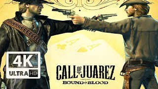 cALL OF JUAREZ: BOUND IN BLOOD Final Boss and Ending 4k 60FPS