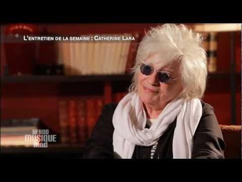 Hebdo Musique Mag - Catherine Lara est dans l'Entretien de la semaine.