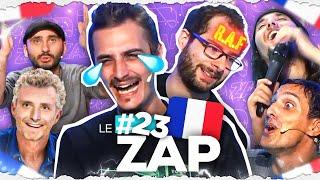 LE ZAP #23 - LA FRANCE EST DEBOUT !