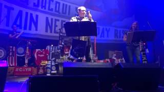 Paul Heaton Jacqui Abbott Let Love Speak Up Itself 10/12/14 AMAZING VOCAL