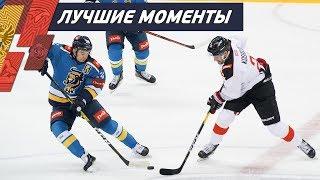 SHO-2019. ХК Сочи - Авангард. Лучшие моменты матча