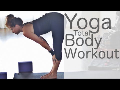 40 Minute Yoga Total Body Workout Twists With Fightmaster Yoga