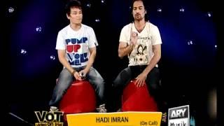 VIDEO ON TRIAL ( SONG TERI YAAD by NEHA FEAT SAAD & HADI ) Part 2