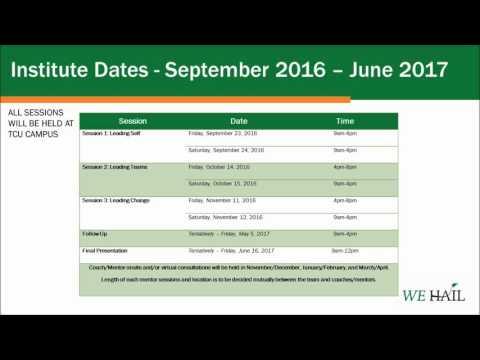 Geriatric Practice Leadership Institute (GPLI) Webinar