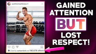 INSTAGRAM: The WORST Thing To Happen To Fitness (STAY ON YOUTUBE!)