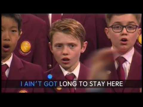 SMCS on People Who Sing Together - Junior Choir 2017