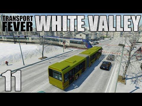 Transport Fever    White Valley Part 11!