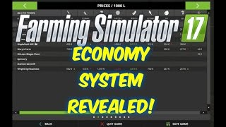 NEW ECONOMY System DETAILS: PRICES, Breeding, SALES & MORE!!!--Farming Simulator 17 (2017)