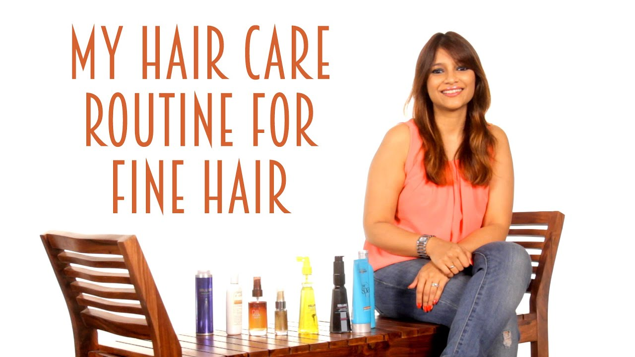 How to Care for Fine Hair