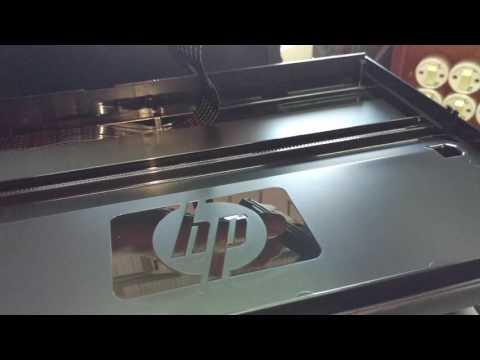 HP 1132 erro E8 como resolver