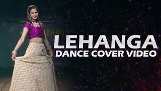 Gambar cover LEHANGA - JASS MANAK || DANCE COVER VIDEO || latest Punjabi song || wedding Dance