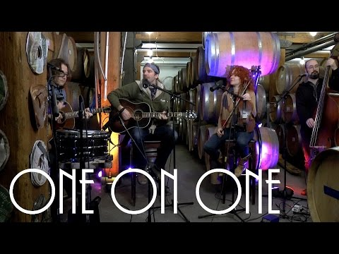 ONE ON ONE: Stephen Kellogg And The South, West, North, East 1/7/17City Winery New York Full Session