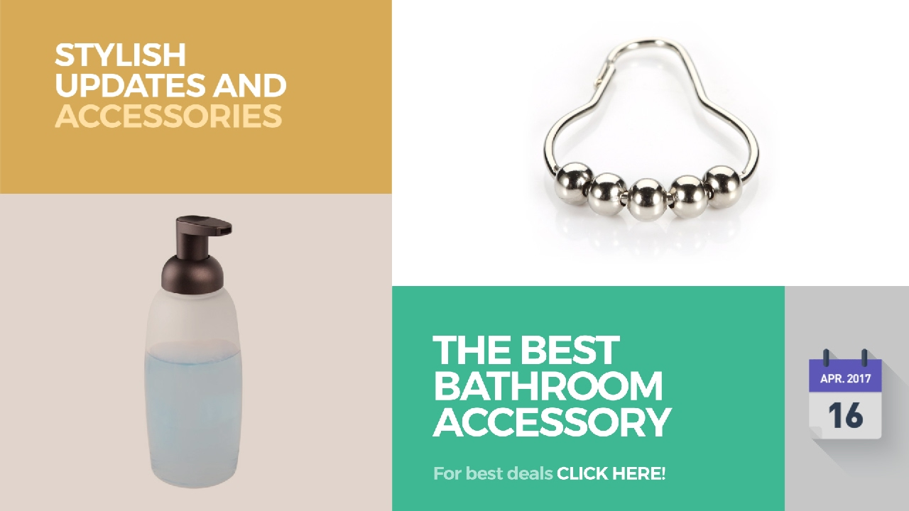 The Best Bathroom Accessory Sets Stylish Updates And Accessories