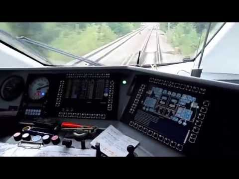 Hyperion Softrans 160 Km\h Cab View M800 By AdySoft