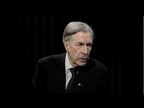 1986, John Kenneth Galbraith