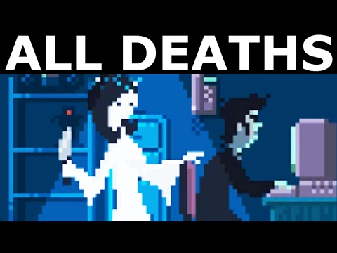 Don't Chat With Strangers - All Deaths (Indie 2D Horror Game) (No Commentary)