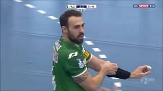 Göppingen vs THW Kiel 22:29 Handball | Full match |  DKB Handball Bundesliga  21.12. 2017.