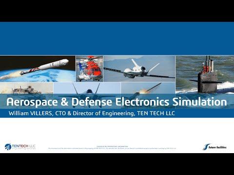 Aerospace & Defense Electronics Thermal Analysis 101