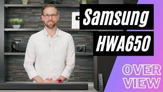 Samsung Soundbar HW-A650 Full Overview With Sound Demo
