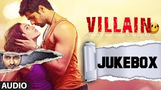 Gambar cover Ek Villain Full Songs Audio Jukebox | Sidharth Malhotra | Shraddha Kapoor