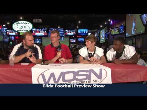 2013 Elida Football Preview Show