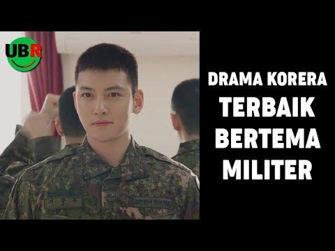 6 Drama Korea Terbaik Bertema Militer