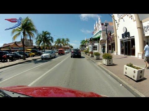 Oranjestad capital of Aruba