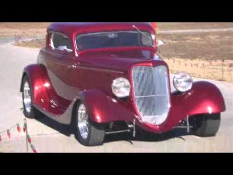 1934 Ford 3 Window Coupe - FOR SALE - YouTube