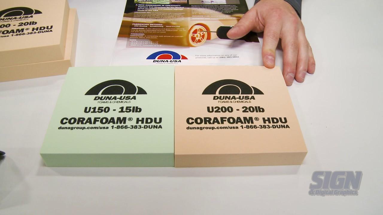 CORAFOAM® High density - Foams - Products - DUNA-USA - DUNA-Group