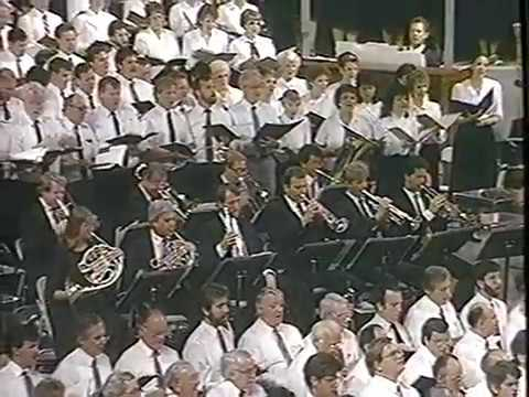 Celebration Service of Worship - Lake Avenue Church, Pasadena, CA - May 7, 1989