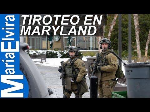 TIROTEO EN MARYLAND