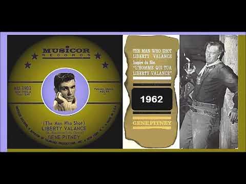 Gene Pitney - (The Man Who Shot) Liberty Valance 'Vinyl'