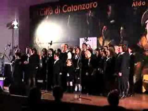 STOP AIDS 2011 - Coro Unione Italiana dei Ciechi e degli Ipovedenti di Catanzaro P. 2