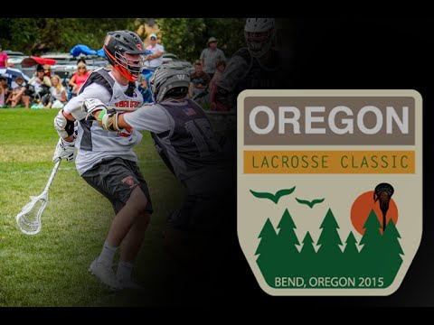 Oregon Lacrosse Classic 2015 - Ryan Powell
