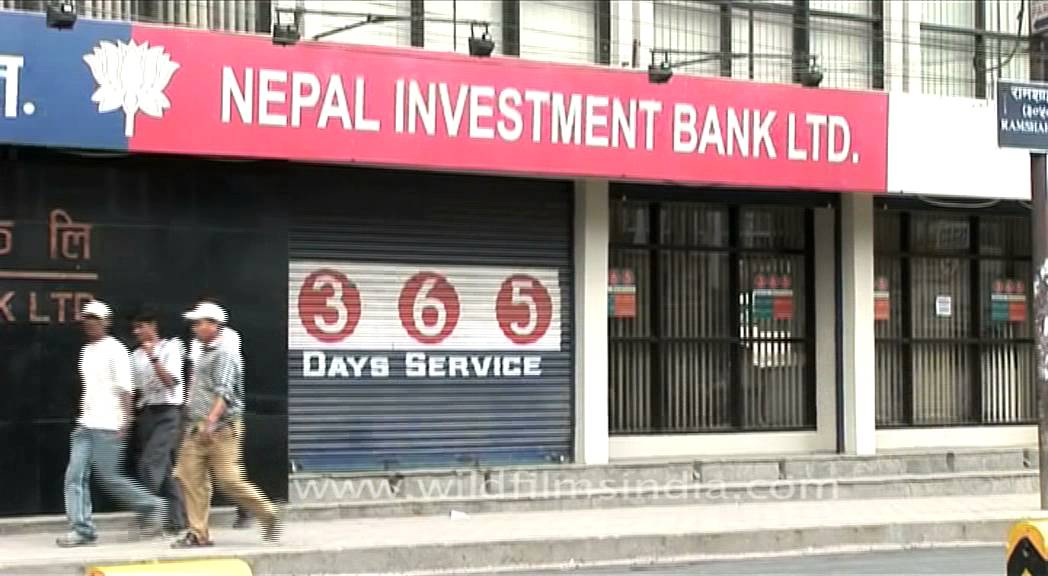 Exteriors of Nepal Investment Bank Ltd. - YouTube