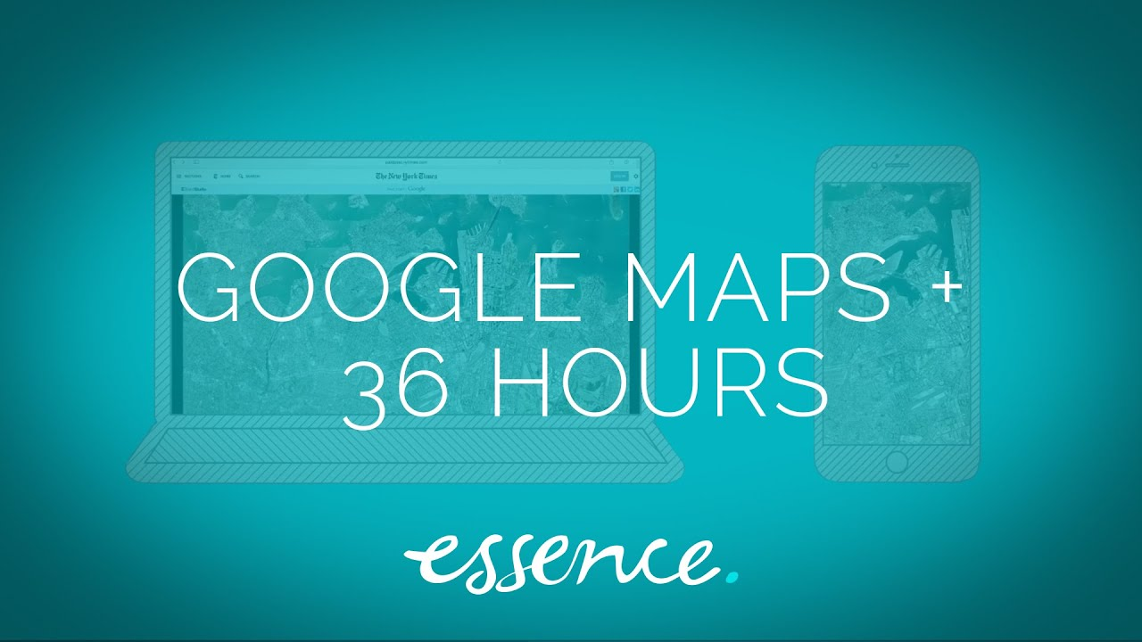 Google Maps + The New York Times\' 36 Hours - YouTube