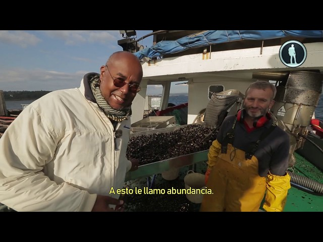 "TV Rusa My Planet ""Sabores del mar"""