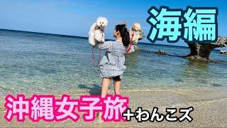 お待たせいたしました! やっと編集が終わりました   一双麻希ちゃん、指出瑞貴ちゃんと行く沖縄旅行海編です。 二人のチャンネルにも今回の動画が上がっております♡ ...