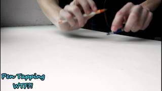 ZippO – Остаток слов Cover   Pen Tapping (битбокс ручкой)